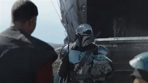 'The Mandalorian' Special Look Teases Upcoming Season ...