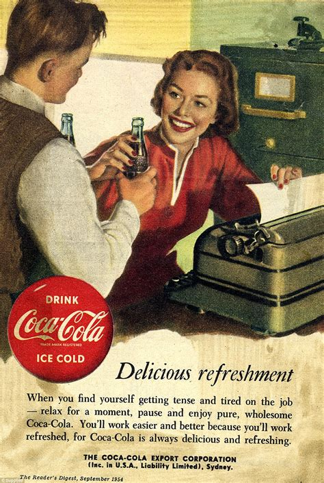 decades  coca cola advertising shows   soft