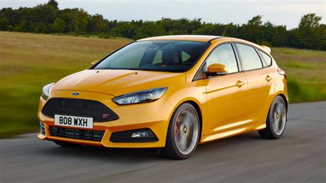 ford focus st review top gear