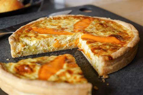 recette de cuisine vegetarienne tarte poireaux mimolette une recette de cuisine végétarienne