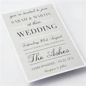 wedding invites classic wedding invitations made easy byersfroo keep a classic wedding