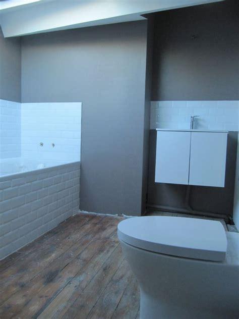 peinture salle de bain la maison de lili