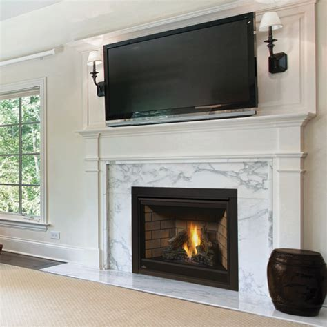 Napoleon Ascent B42 Toprear Vented Gas Fireplace