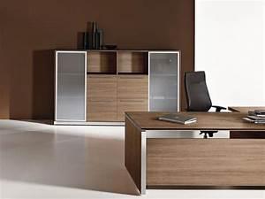 Meubles Rangement Bureau : armoire de bureau melamine ~ Mglfilm.com Idées de Décoration