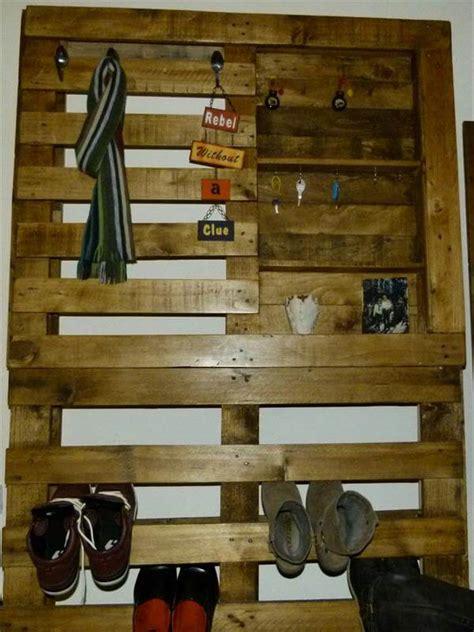 entryway organizer coat rack mail storage coat hooks and key rack wall mounted floating shelf pallet shoe and coat rack pallet furniture diy