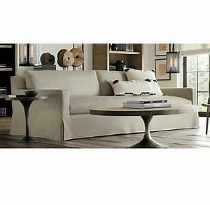Restoration hardware sofa sofas pinterest for Small sectional sofa restoration hardware