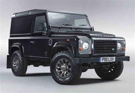 Land Rover Defender At 65