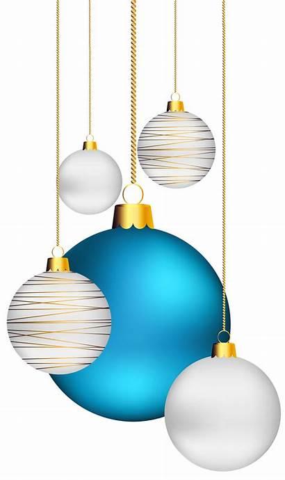 Transparent Balls Clip Clipart Navidad Bolas Noel
