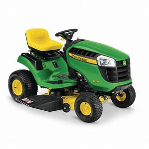 Shop John Deere D110 19-HP Hydrostatic 42-in Riding Lawn