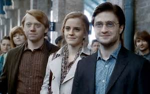 JK Rowling admits that Hermione should have married Harry