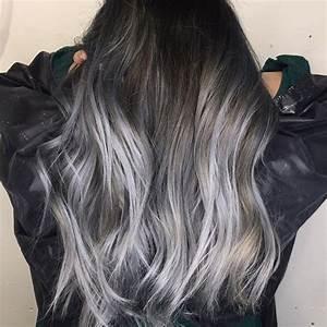 Haarfarbe Schwarz Grau : blonde haare braun farben grau moderne m nnliche und weibliche haarschnitte und haarf rbungen ~ Frokenaadalensverden.com Haus und Dekorationen