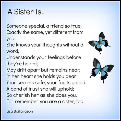 I Miss My Sister Quotes For Facebook