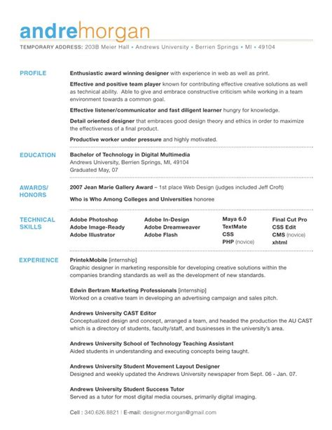 Font For A Resume by The 10 Best Fonts To Use On Your Resume 2016 Recentresumes