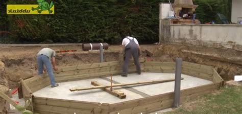 montage piscine bois enterree 28 images piscine en bois 3 conseils pour bien choisir le bois