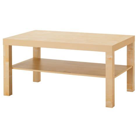 ilea coffee table lack coffee table birch effect 90x55 cm ikea