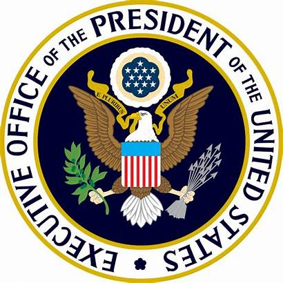 President Seal Executive States United Office Svg