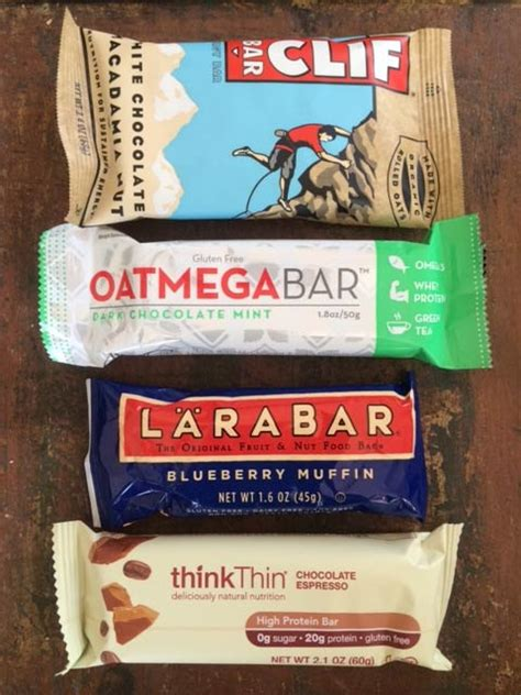 The Best Protein Bars - Orlando Dietitian Nutritionist