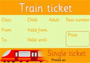 ticket office role play eyfs free early years With train ticket template word