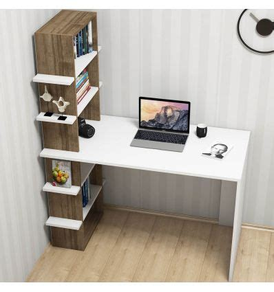 libreria con scrivania integrata scrivania con libreria integrata moderna booker