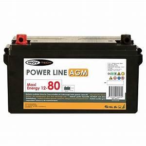 Batterie Tech 9 : batterie inovtech 83ah power line agm r f 496177 ~ Medecine-chirurgie-esthetiques.com Avis de Voitures
