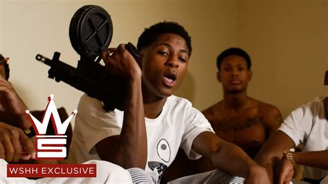 nba youngboy kickin shit video