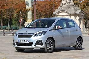 Peugeot 108 Prix Ttc : prix peugeot 108 tarifs la hausse et nouveaux quipements de s rie photo 1 l 39 argus ~ Medecine-chirurgie-esthetiques.com Avis de Voitures