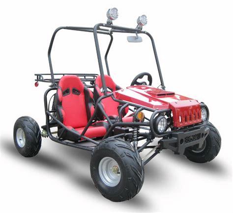 taotao jeep auto 125cc 2 seat go kart atk125 a