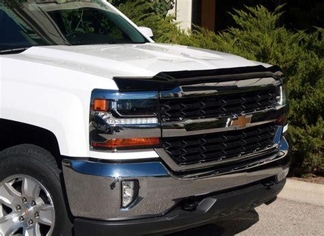 Chevrolet Silverado 1500 2016up  Hood Protectors