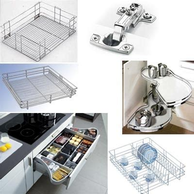 Modular Kitchen Accessories, Home Appliances & Machines