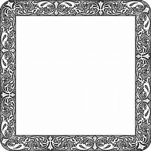 Square Frame Vinyl Designs Svg Pictures to Pin on ...