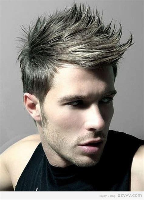 top  faux hawk fade hairstyles  men