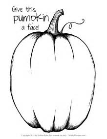 The Pumpkin Patch Parable Printable by Printable Halloween Coloring Pages The Inky Octopus