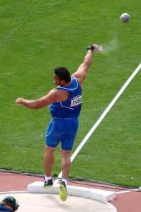 Olympic Shot Put