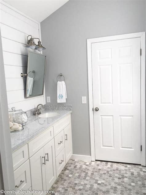 gray bathroom walls ideas  pinterest black