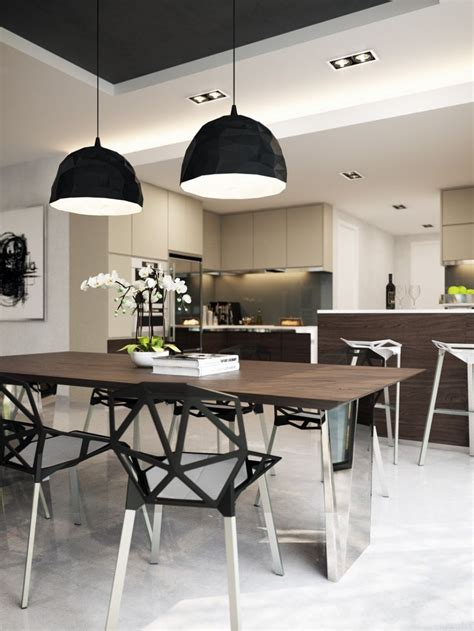 over dining table lighting love the dining chairs and pendants marvelous large size