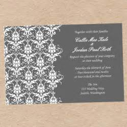 diy wedding invitations templates diy wedding invitation template invitation templates