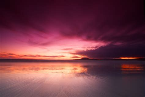 galapagos sunset  andre distel website google face flickr