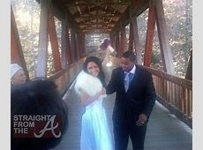 Kenan Thompson Christine Evangeline Wedding12 Straight