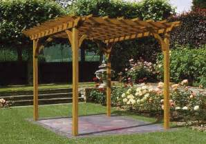 pergola designs how to select from the various types of wooden pergola plans homes and garden journal