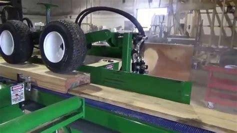 sawmill supplies  equipment custom pto wide cut resaw