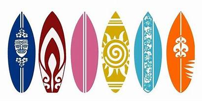 Surf Board Wall Beach Decal Surfing Decals