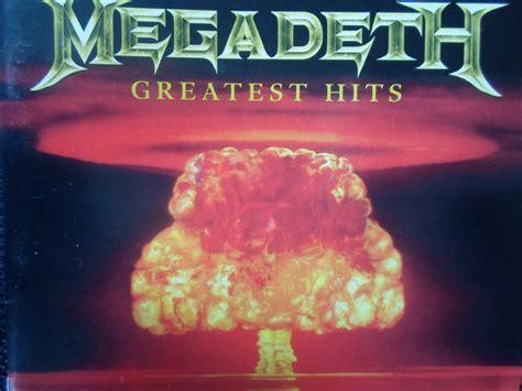 megadeth greatest hits    start  cd