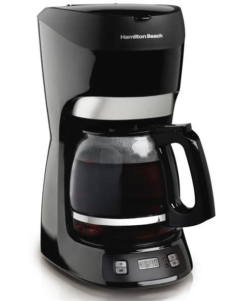 amazoncom hamilton beach  cup coffee maker