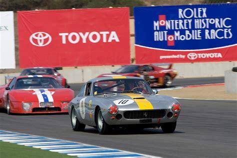 Ferrari 250 GT Lusso - 2008 Monterey Historic Automobile Races