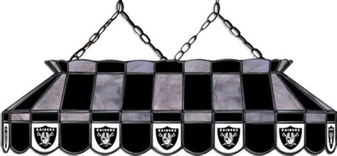 oakland raiders pool table lights oakland raiders pool table felt ozone billiards