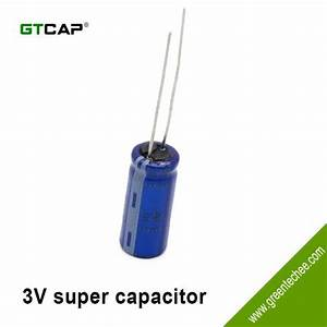 How To Charge A 3 Farad Capacitor