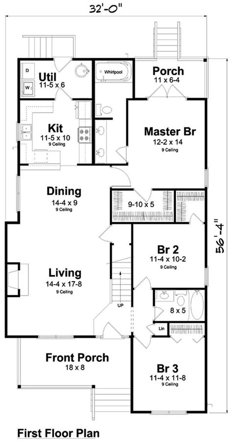 creativity flexibility define narrow lot house plan styles