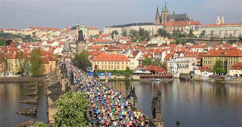 volkswagen prague marathon  prague