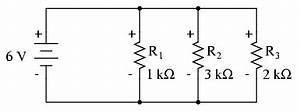 current divider circuits divider circuits and kirchhoff With kirchhoffs laws dc electric circuits worksheets