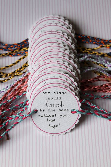 printable friendship bracelet valentines shesaved